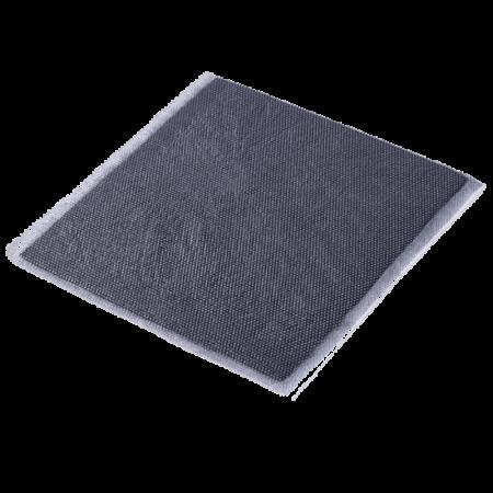 Curativo de Carvão Ativado com Prata 10,5cm X 10,5cm Acticare Ag