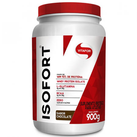 Isofort Whey Protein Chocolate 900g