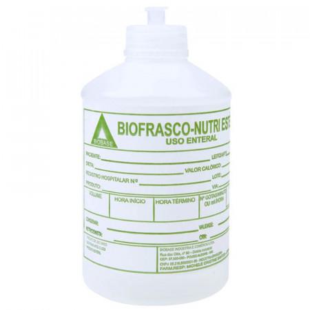 Frasco para Dieta Enteral Estéril 300ml Biobase