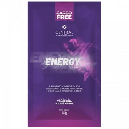 Energy ATP Tangerina 300g Central Nutrition