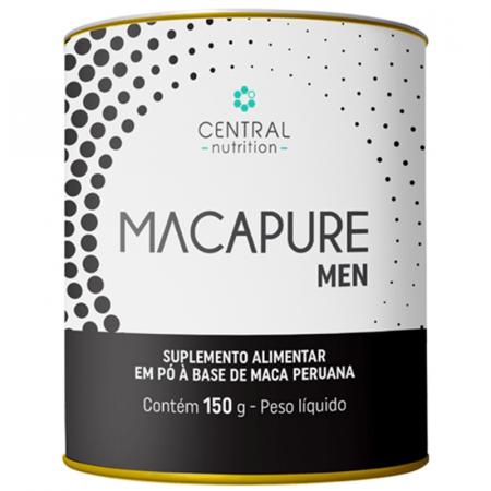 Maca Pure Men 150g Central Nutrition