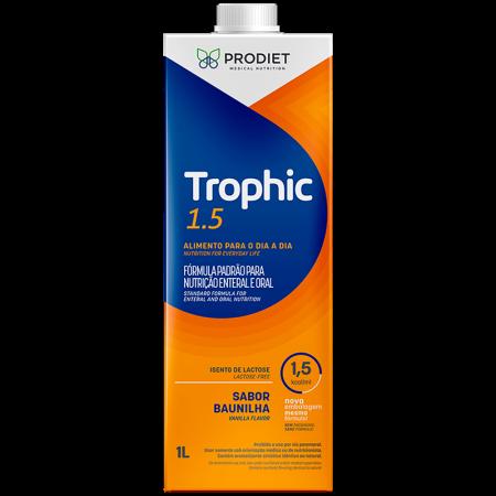 Trophic 1.5 Baunilha 1 Litro