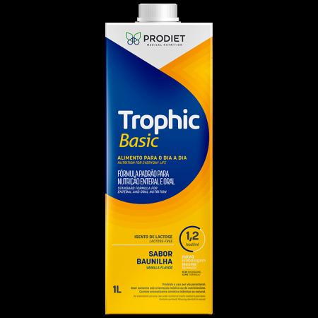 Trophic Basic Baunilha 1 Litro