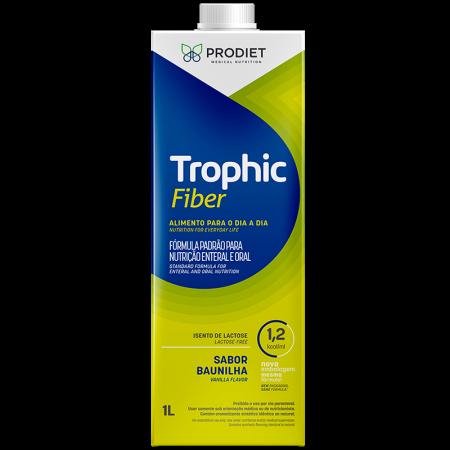 Trophic Fiber Baunilha 1 Litro