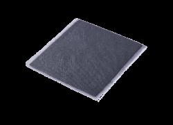 Curativo de Carvão Ativado com Prata Recortável 10cm X 10cm Acticare Ag