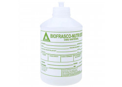Frasco para Dieta Enteral BioFrasco-Nutri Estéril 300ml Biobase