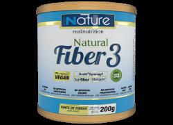 Natural Fiber 3 200g Nature