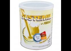Sustemil + Fibras Baunilha 400g