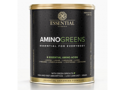 Amino Greens Lata 240g Essential