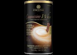 Cappuccino Whey Lata 448g Essential