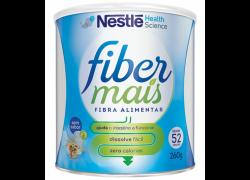 Fiber Mais Sem Sabor 260g Nestlé