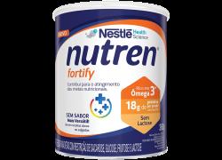 Nutren Fortify Sem Sabor 360g Nestlé