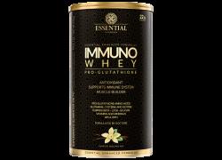 Immuno Whey Baunilha Lata 375g Essential