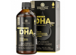 Ômega DHA TG Liquid 150ml Essential