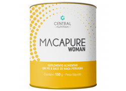 Maca Pure Woman 150g Central Nutrition