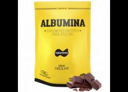 Albumina Chocolate 500g Naturovos