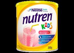 Nutren Kids Morango 400g Nestlé