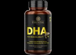 Ômega DHA TG 1G 90 Cápsulas Essential