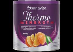 Thermo Energy Laranja 300g Sanavita