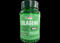 Colágeno Tipo II com Vitaminas e Minerais 500mg com 60 Cápsulas Videira 7